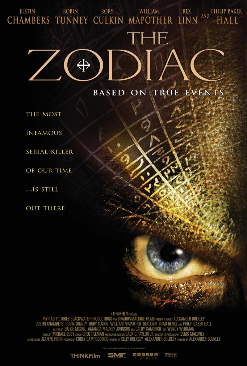 the zodiac Read the zodiac movie synopsis, view the movie trailer, get cast and crew information, see movie photos, and more on moviescom.